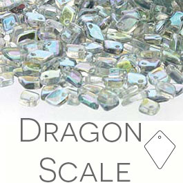 Dragonscale Beads